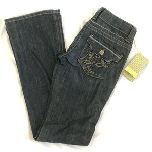 Henry Generation flap pocket Bootcut jeans sz. 27